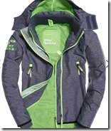 Superdry Hooded Windsprinter