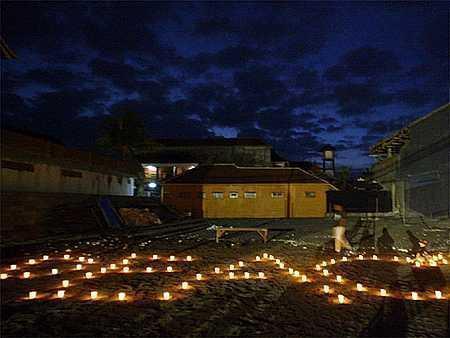 Candles Everning, Candle Magic