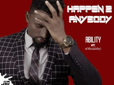 [MUSIC]: Ability - Happen To Anybody | @creationcharles