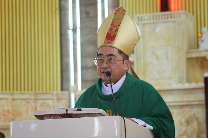 Thánh lễ tạ ơn 57 năm thành lập Giáo Phận Nha Trang (5/7/1957- 5/7/2014)
