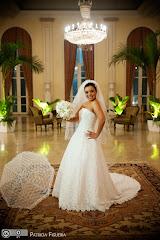 Foto 0280. Marcadores: 17/07/2010, Casamento Fabiana e Johnny, Fotos de Vestido, Rio de Janeiro, Vestido, Vestido de Noiva