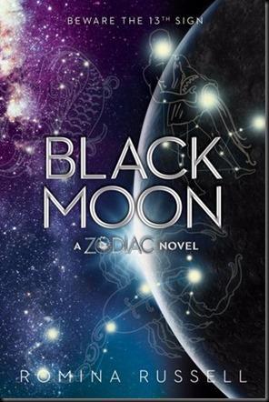 Black Moon  (Zodiac #3)