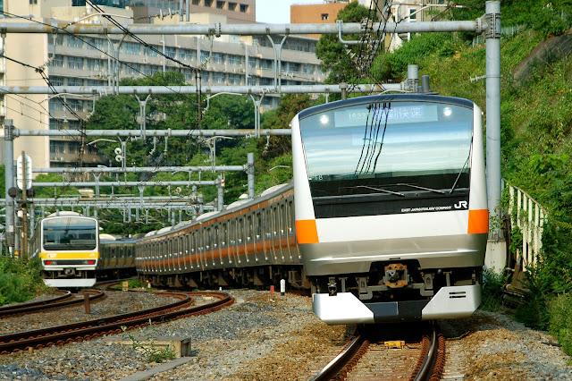 S - 30 E233 Chou Line trên thực tế