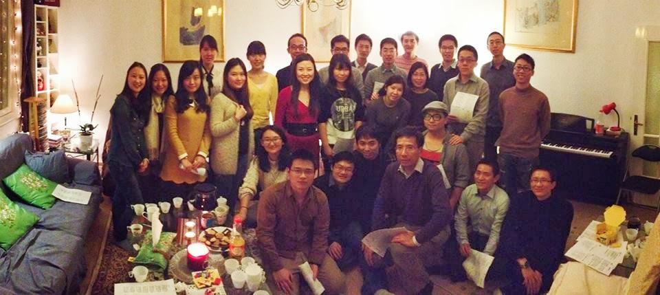 2013年圣诞学生之夜