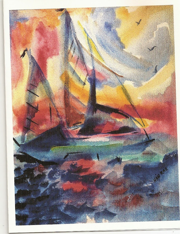 Sail Boat Nan Rae0001