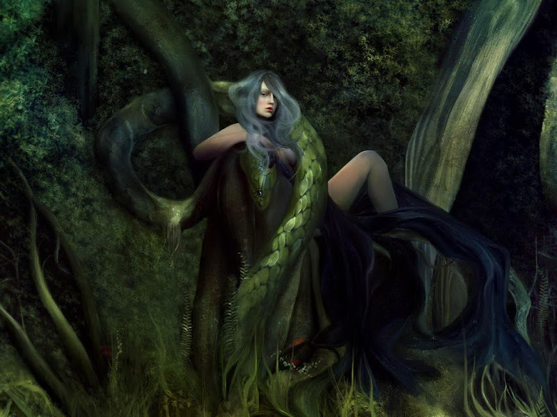 Green Nightmar, Green Witches