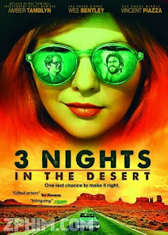 3 Đêm Ở Sa Mạc - 3 Nights in the Desert (2014) Poster