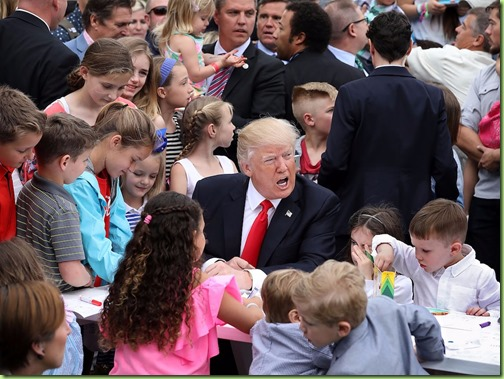 trump-does-some-crayon-coloring-with-a-group-of-kids
