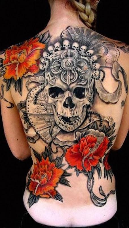 de_volta_cheias_de_açcar_tatuagem_de_caveira