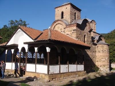 Poganovo monastery, Poganovo monastery, Erma Gorge and Tran Railway