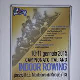 Conferenza Stampa Campionato Italiano Indoor Rowing 2015