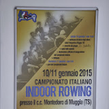 Conferenza Stampa Campionato Italiano Indoor Rowing 2015
