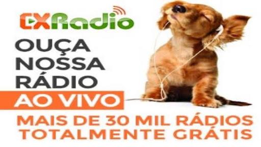 Ouça no CX Rádio