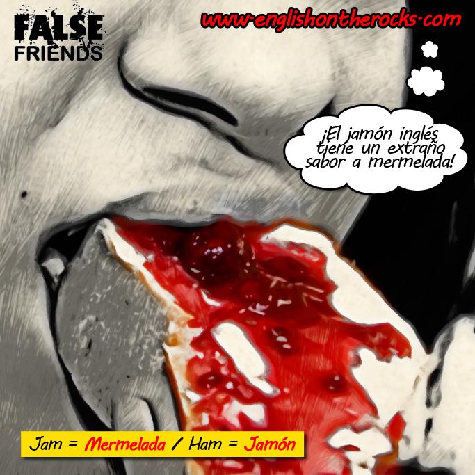 False Friends: Jamón