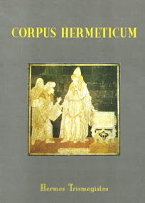 Cover of John Everard's Book Corpus Hermeticum Hermes Trismegistus
