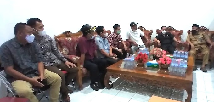 DPRD Kapuas Terima Kunker DPRD Tapin Kalsel