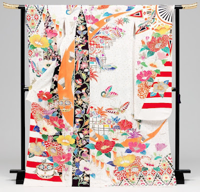 Kimono Project Menampilkan 213 Negara  Bersempena Sukan Olimpik Tokyo 2020
