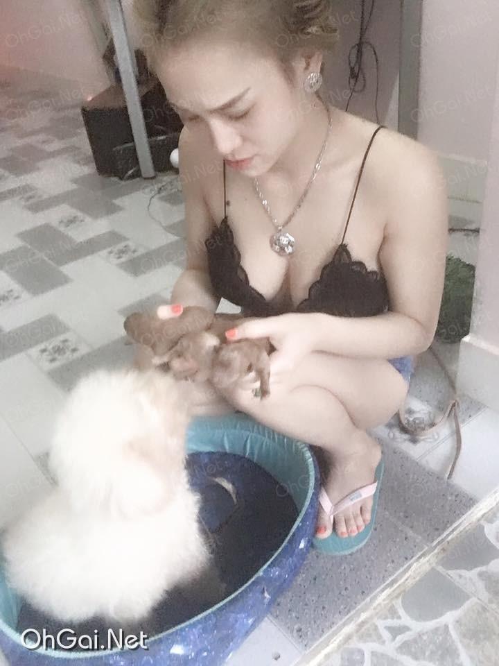 facebook gai xinh trinh trang treo - ohgai.net