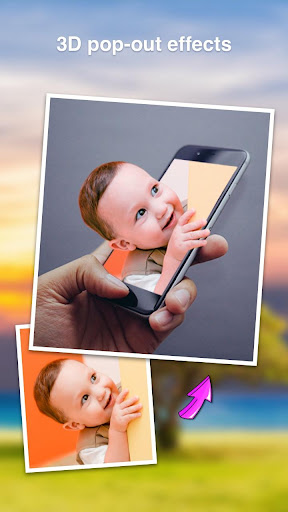 Photo In Hole - 3D Photo Editor 1.1.1.6 screenshots 3