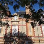 Parc des Capucins : maison d'Abel Leblanc