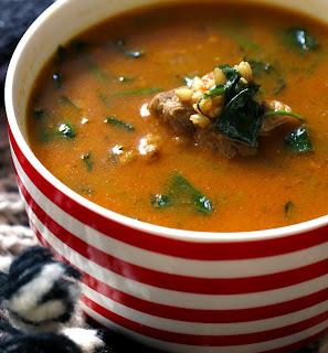 Sherpa Lamb Soup