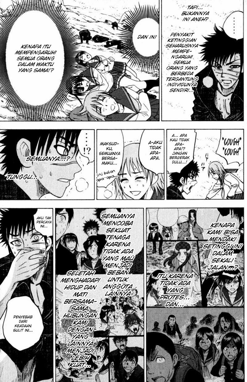 Komik cage of eden 057 - tumbuh kembalinya persahabatan 58 Indonesia cage of eden 057 - tumbuh kembalinya persahabatan Terbaru 7|Baca Manga Komik Indonesia|