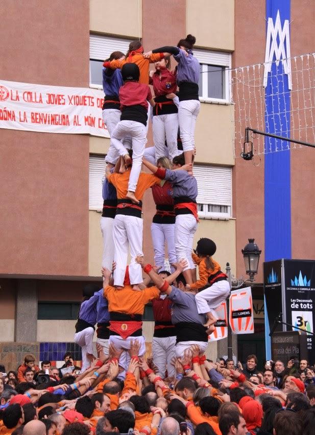 Decennals de la Candela, Valls 30-01-11 - 20110130_164_4d7_Eix_Valls_Decennals_Candela.jpg