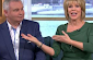 Ruth Langsford watched now-husband Eamonn Holmes on BBC