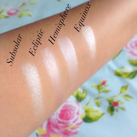 sleek makeup solstice highlighter palette