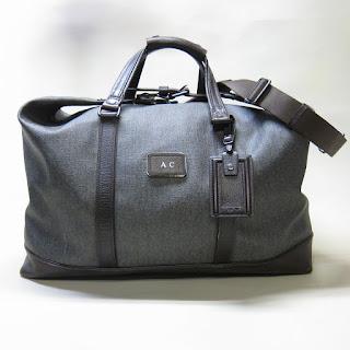 Tumi Duffel Bag