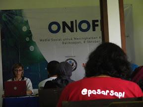 Pelatihan Pemanfaatan Media Sosial untuk Komunitas Balikpapan