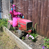 2014 06 12 Blackford Scarecrows