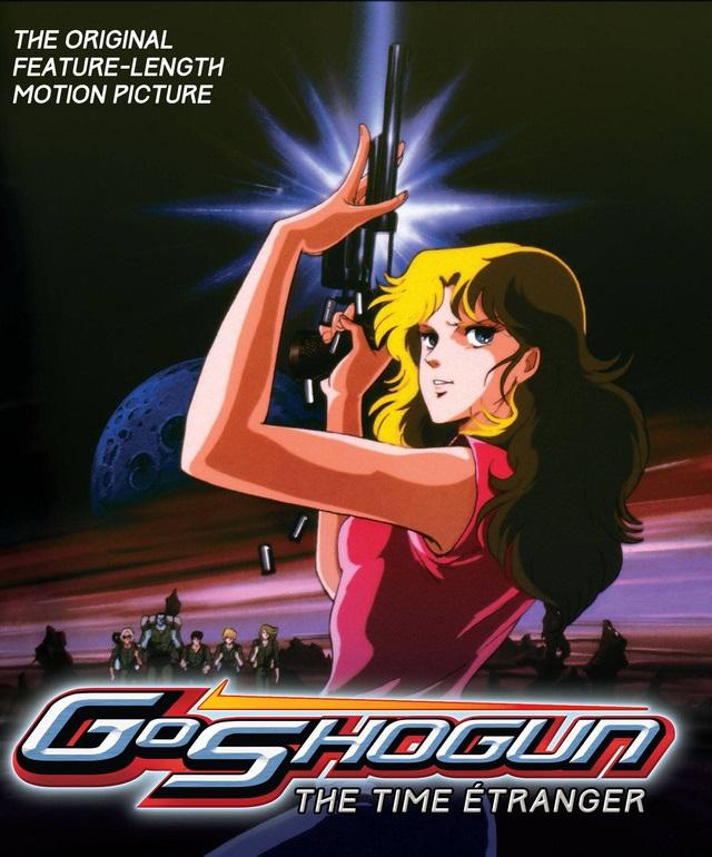 GoShogun: The Time Etranger