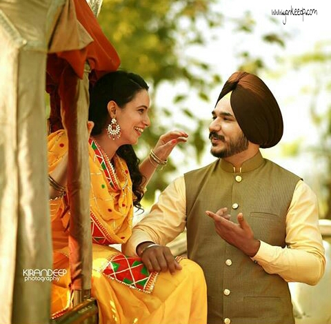 punjabi couple dp