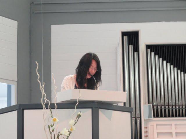 2011 年第一次洗礼