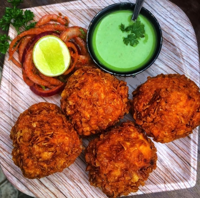 Paneer Balls Recipe | Breakfast Care