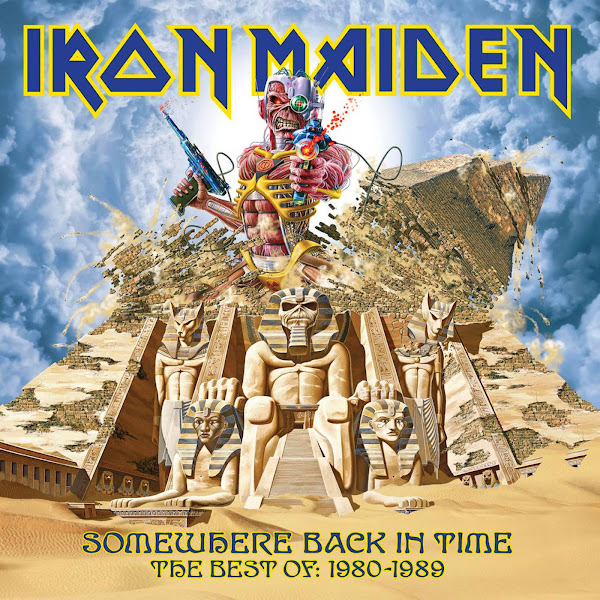 Baixar CD Somewhere Back In Time: The Best of 1980-1989 – Iron Maiden
