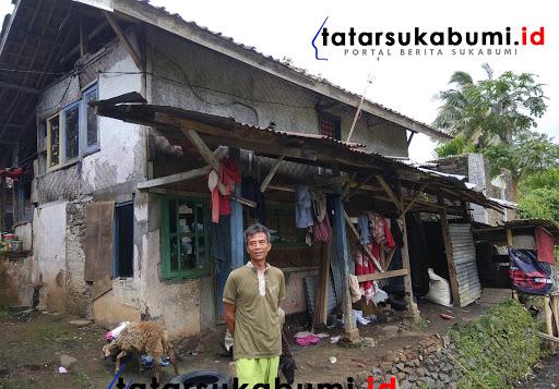 Rutilahu di Kebonpedes Sukabumi Dihuni 10 Jiwa