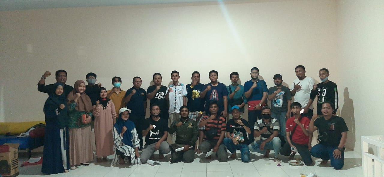 KNPI Sas Djayusman Mantapkan Organisasi Gelar Rakerda