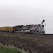 Sweet 16 BNSF/UP trains a day