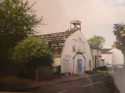 The former village hall, Church Street, Little Shelford