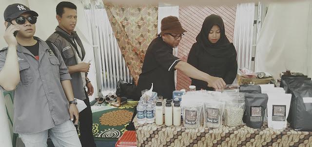 Simping Kopi, paling laku di West Java Festival 2019