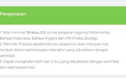 [PENGALAMAN] Lulus Seleksi SMAN 10 Fajar Harapan Boarding School Aceh