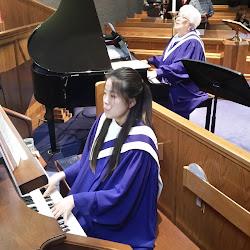 2017-01-22 Mimi Zhang at Organ