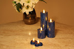 LED Wax Candle Light (Glitter Blue) :: Date: Jul 17, 2011, 11:29 PMNumber of Comments on Photo:0View Photo