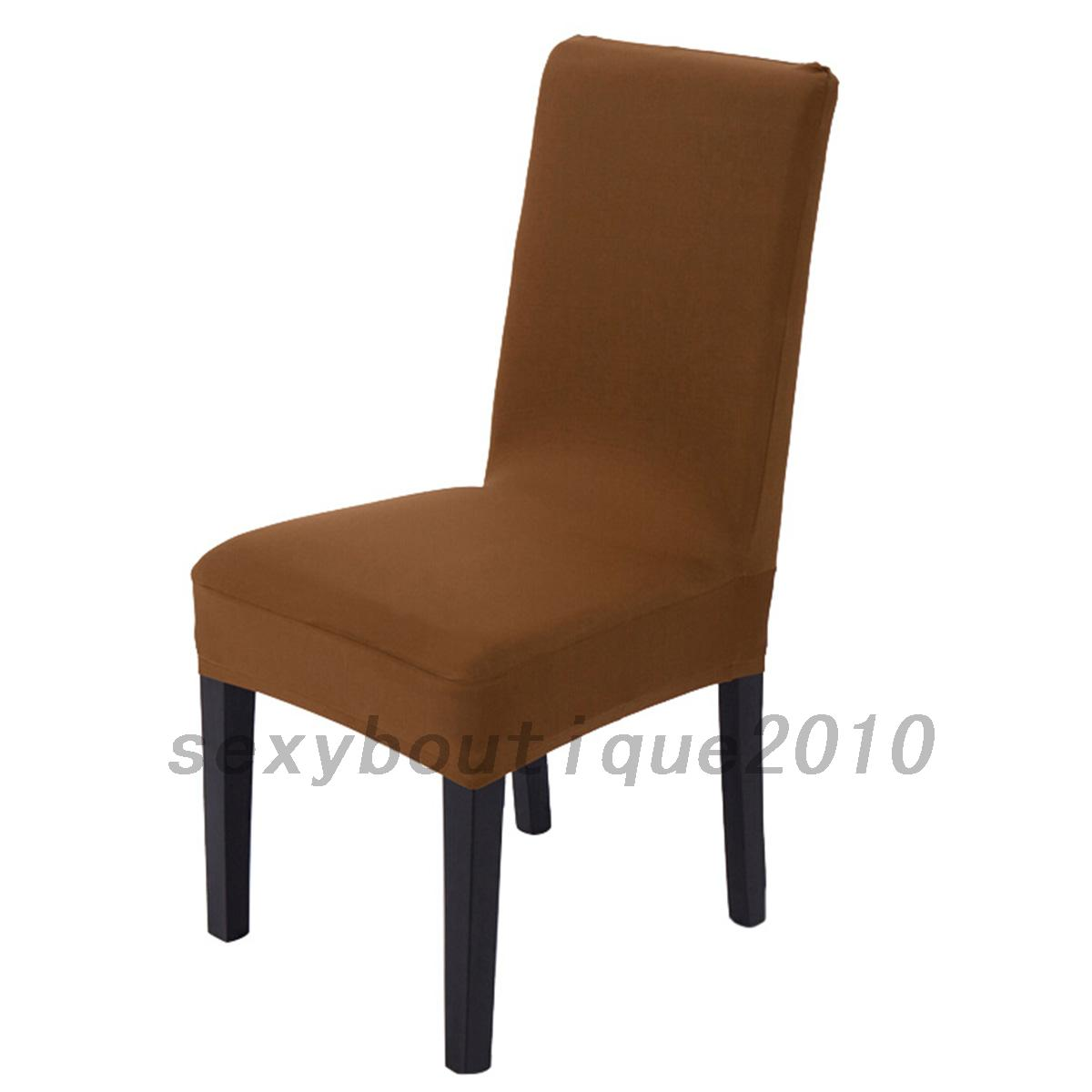 Party Universal Stretch Spandex Dining Room Banquet Chair
