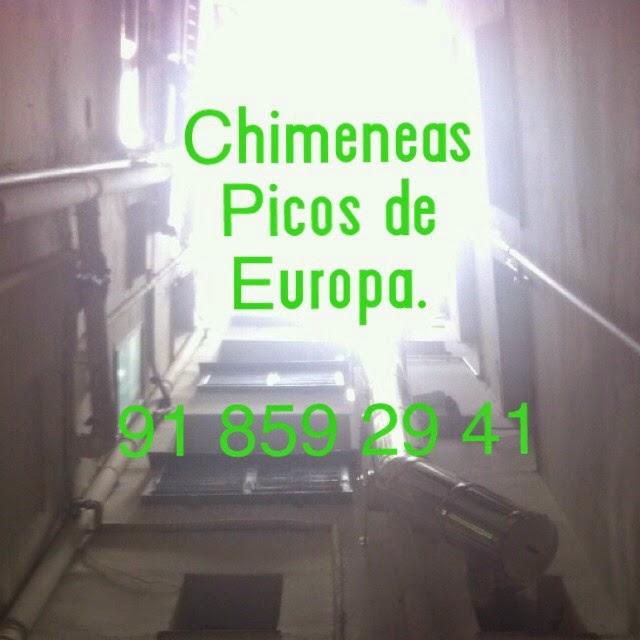 Chimeneas picos de europa chimeneas para patinillo de - Chimeneas picos de europa ...