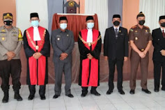 """Wakil Ketua Pengadilan Negeri Watansoppeng Benedictus Rinanta,  SH Penasaran Dengan Semboyan """" Dongiri Temmatipa,  Salipuri Temmadinging,  Wesse Temmakapa """""""