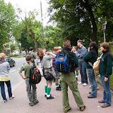 Wycieczka do  Muzeum Harcerstwa i na Powązki