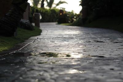 Morning Rain - Punta Cana, Dominican Republic